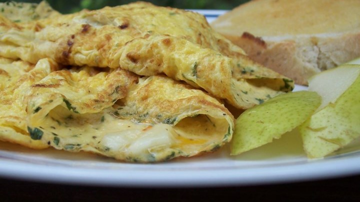 Egyptian Feta Cheese Omelet Roll Recipe - Allrecipes.com