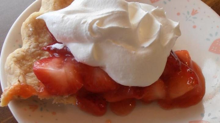 Strawberry Pie Filling