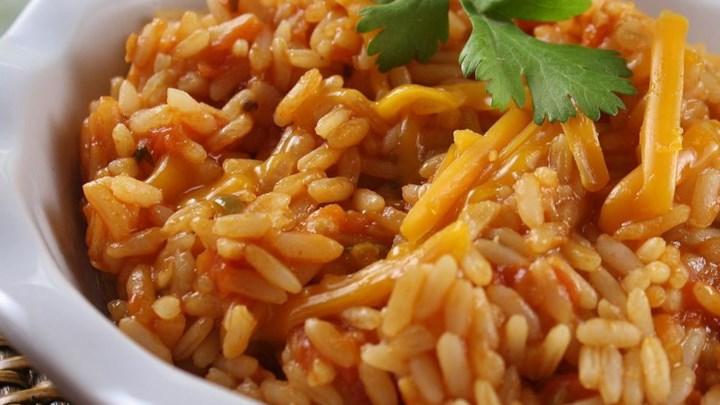 Arroz Rojo (Mexican Red Rice) Recipe - Allrecipes.com