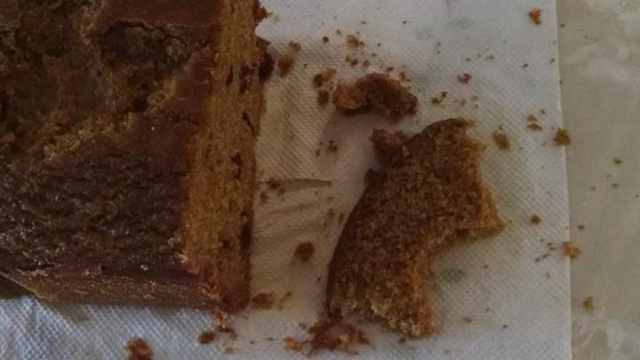 Sylvia's Birthday Cake