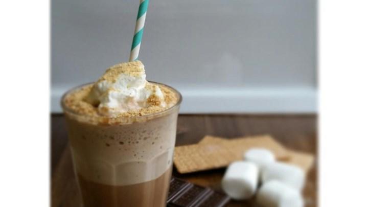 Campfire S'Mores Frappuccino®