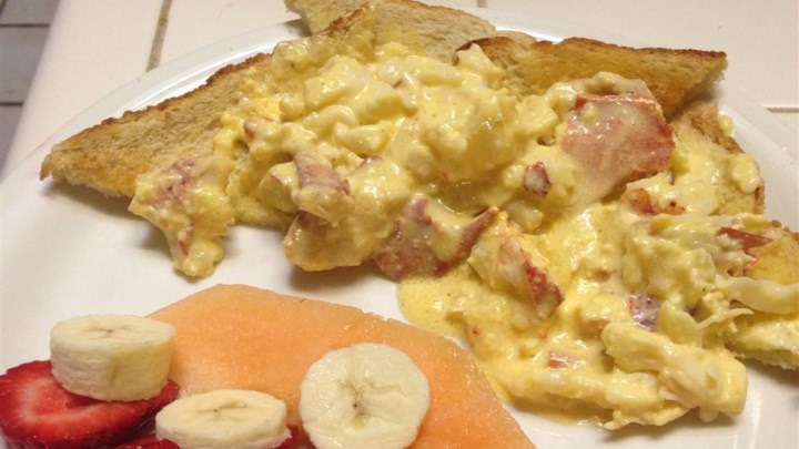Lobster Newburg Recipe - Allrecipes.com