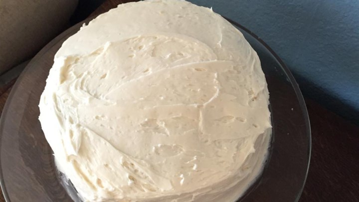 Sybil's Old Fashioned Lemon Layer Cake