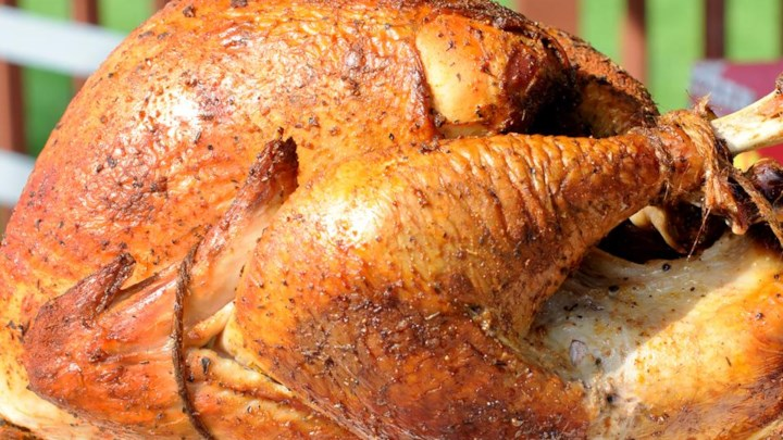Easy Smoked Turkey