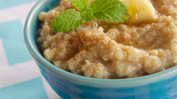 """Banana Quinoa """"Rice"""" Pudding Recipe - Allrecipes.com"""