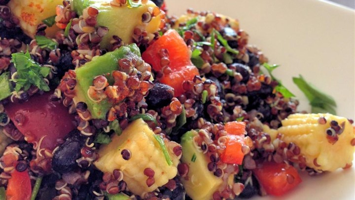 Mexican Quinoa Salad Recipe - Allrecipes.com