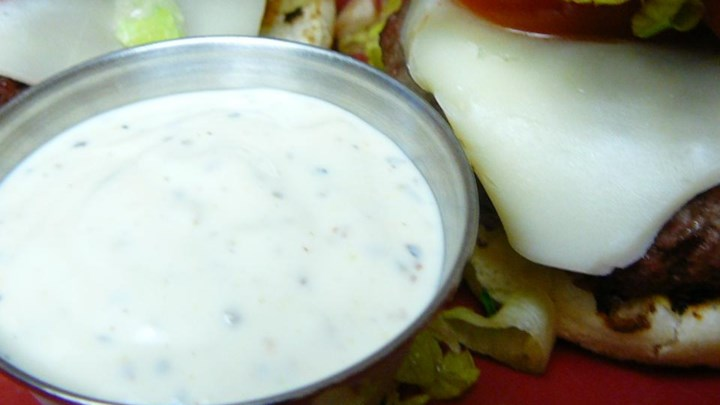Tangy White BBQ Sauce
