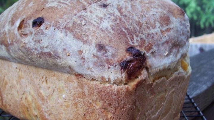 Apricot Oat Bread