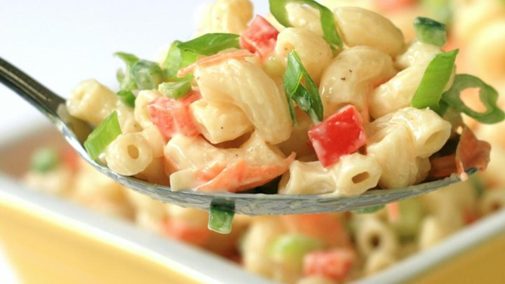 Home Recipes Salad Pasta Salad Macaroni Salad