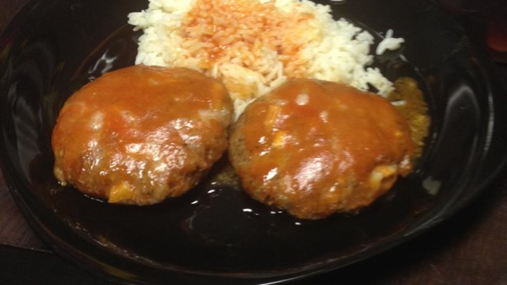 Sweet and Sour Turkey Patties