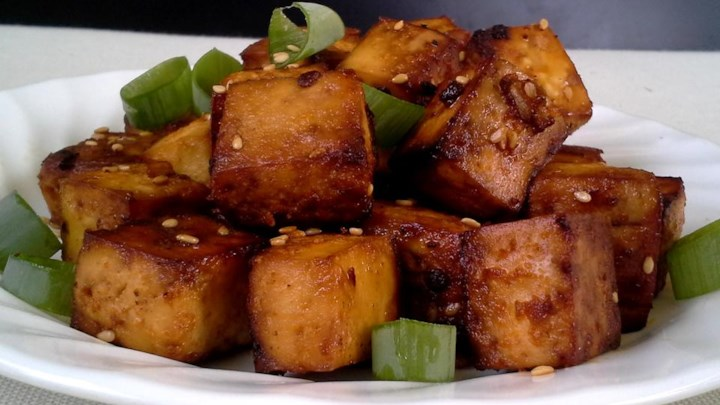 Spicy Baked Tofu - Review by Jenelle - Allrecipes.com