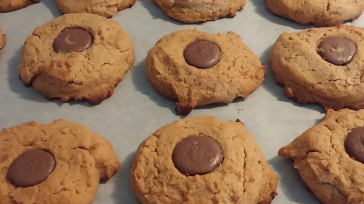 Daddy Cookies (Gluten- and Grain-Free Peanut Butter and Chocolate Chip Cookies)
