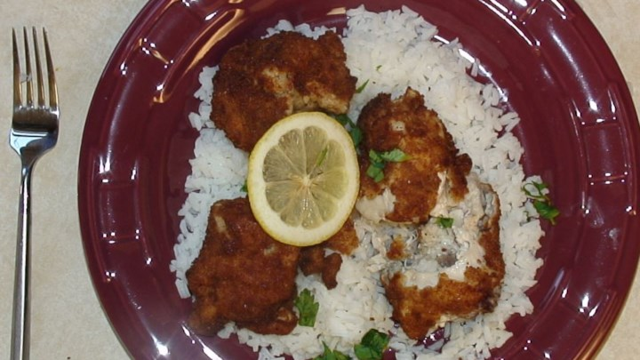 Chicken Tava from Turkey
