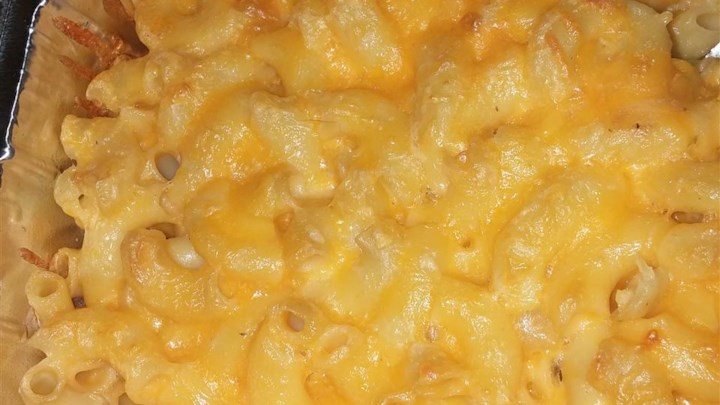 Easiest Homestyle Macaroni and Cheese