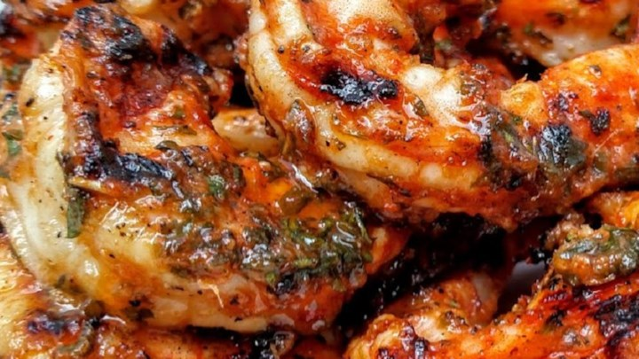 Marinated Grilled Shrimp Recipe - Allrecipes.com