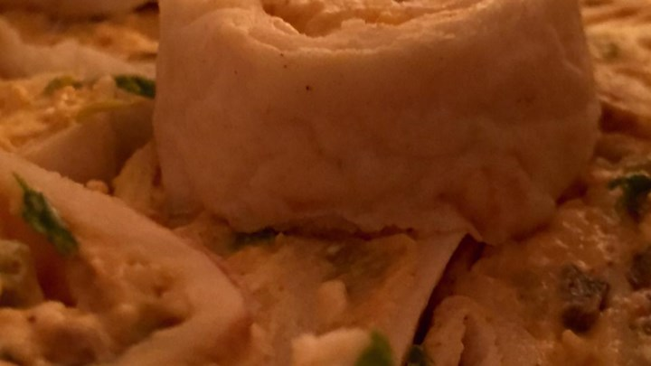 Creamy Taco Roll-Ups