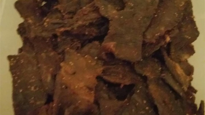 Mike's Peppered Beef Jerky