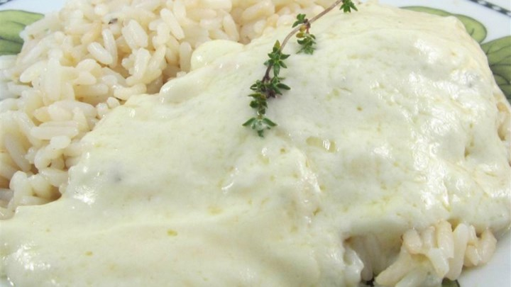 Sherry Sour Cream Chicken