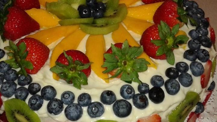 Zucchini Cake I
