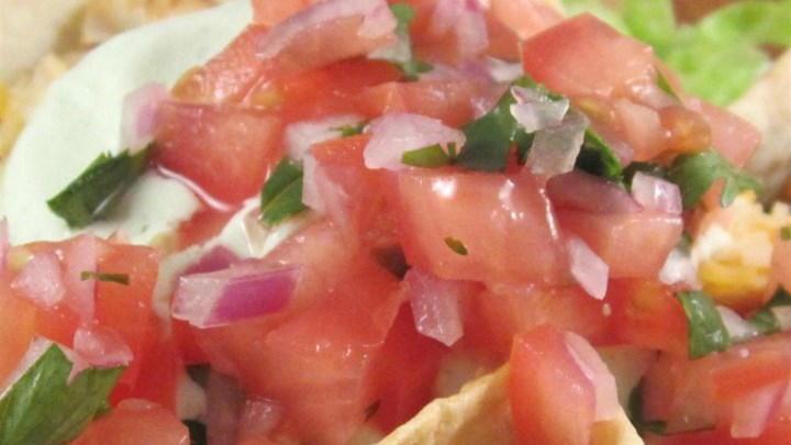 Scott's Pico de Gallo