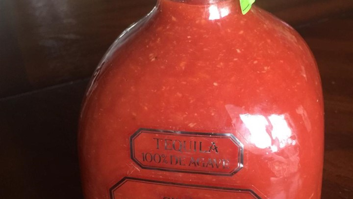 Tequila Cocktail Sauce