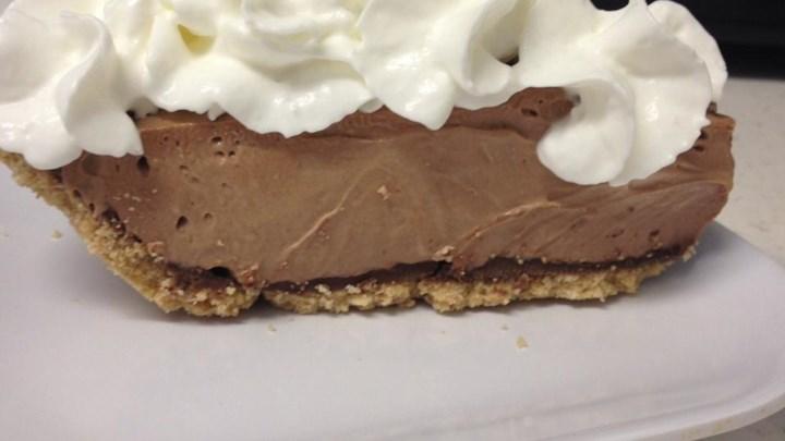 Easy, No-Bake Nutella® Pie
