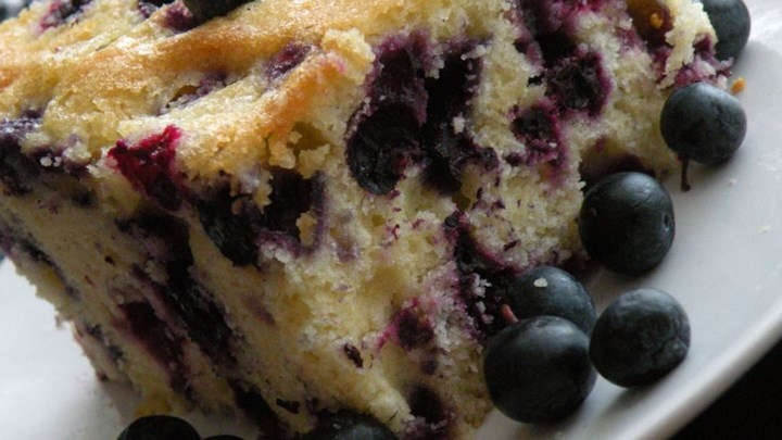 Melt In Your Mouth Blueberry Cake Recipe - Allrecipes.com