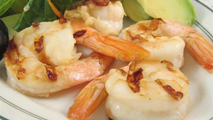 Gale's Grilled Shrimp
