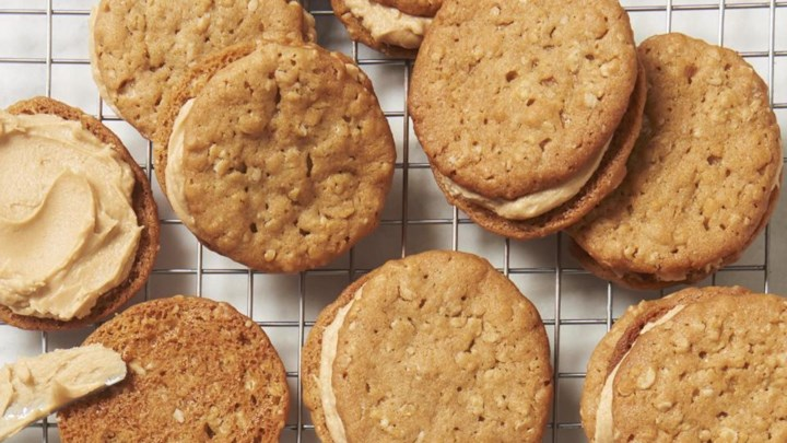Oatmeal Peanut Butter Cookies III Recipe - Allrecipes.com