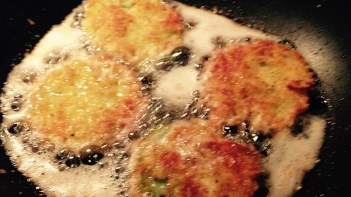 Northern Fried Green Tomatoes