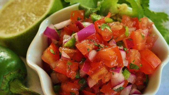 Ex-Girlfriend's Mom's Salsa Fresca (Pico de Gallo) Recipe - Allrecipe...