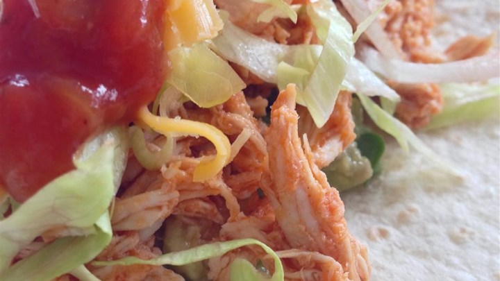 Sarah's Easy Shredded Chicken Taco Filling Recipe - Allrecipes.com