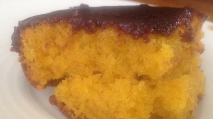 Traditional Brazilian Carrot Cake Recipes
