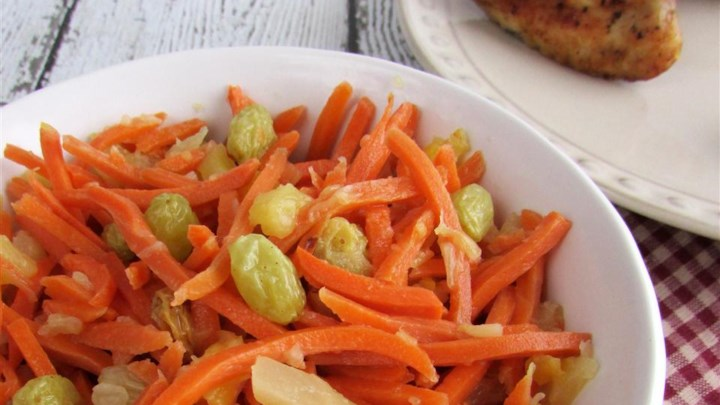 Sweet Carrot Salad
