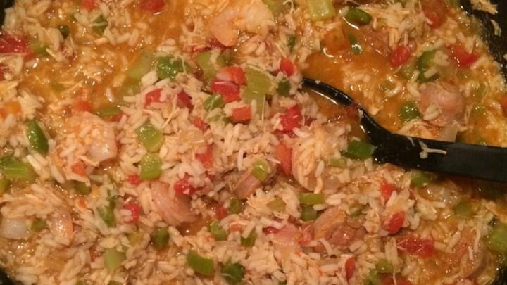 Quick and Easy Jambalaya Recipe - Allrecipes.com