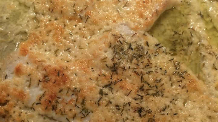 Flavorful Flounder For the Oven