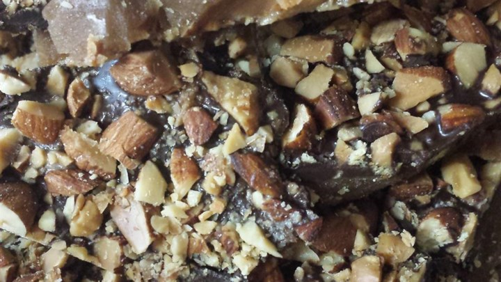 Almond Buttercrunch Candy II