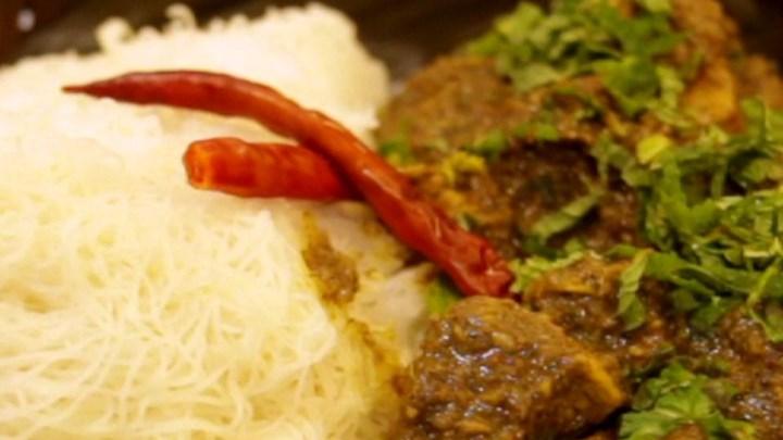 Azalina's Mint Curry