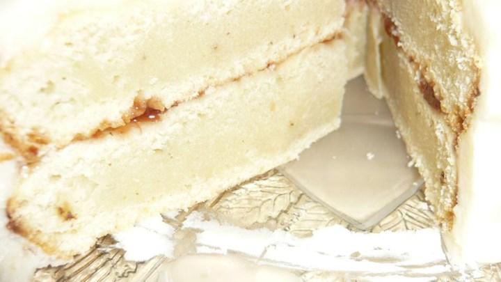Simple Scratch Cake