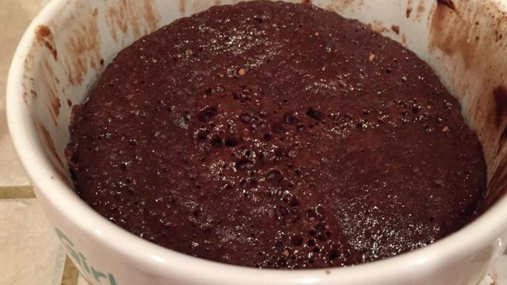 Allrecipes Recipe  Microwave Chocolate Mug Cake