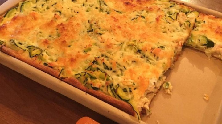 Chicken Zucchini Bake Recipe - Allrecipes.com