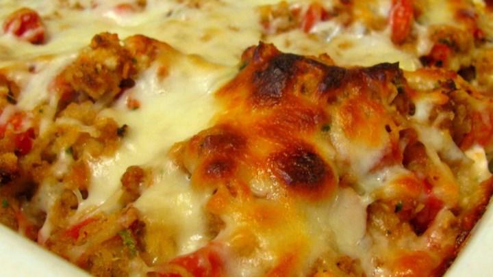 Bruschetta Chicken Bake Recipe - Allrecipes.com