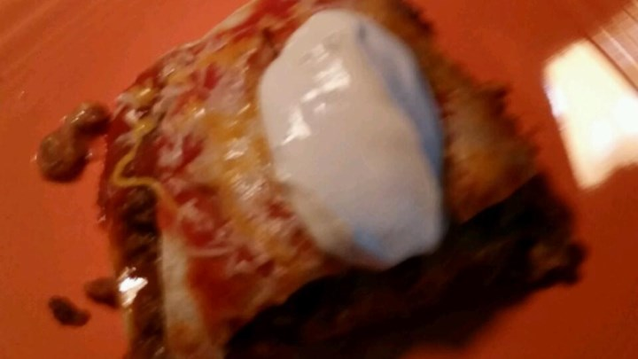 Mexican Lasagna - No Lasagna Noodles!