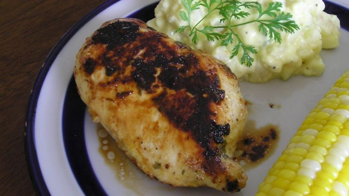 Chipotle-Citrus Marinated Chicken