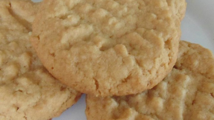 Peanutbutteriest Cookies Ever