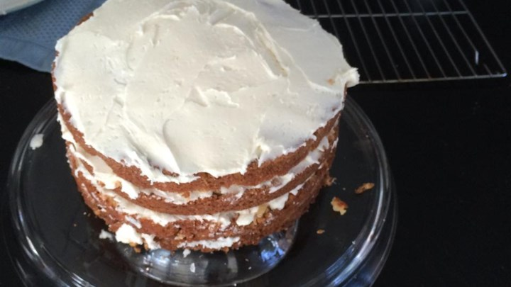 German Apple Cake II