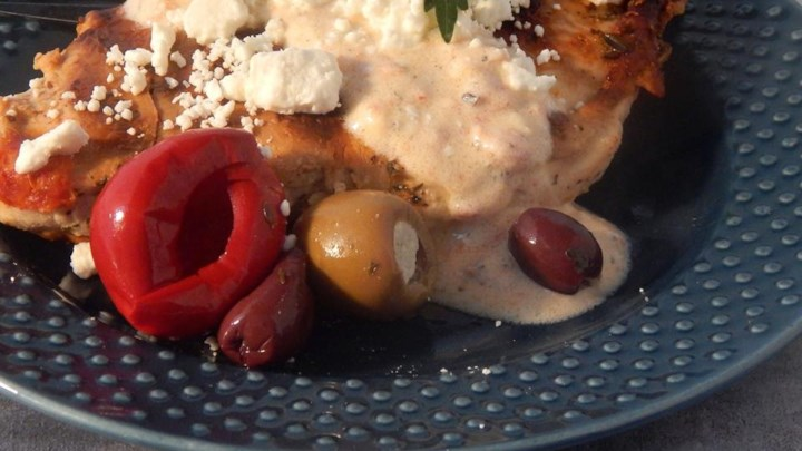 Mediterranean Marinated Chicken Recipe - Allrecipes.com