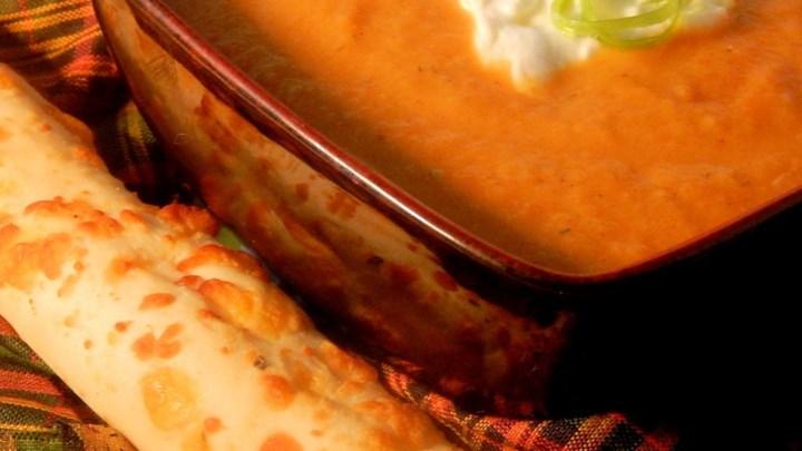 Carrot Soup Indienne II