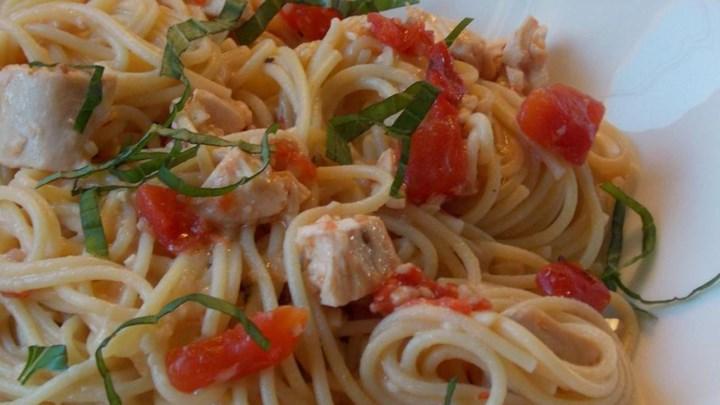 Summer Pasta Toss II