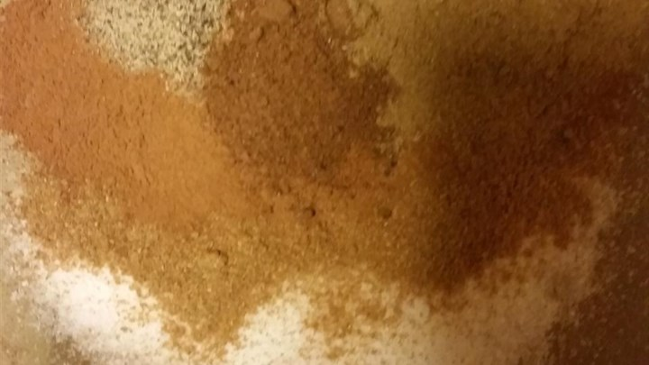 Mediterranean Spice Rub